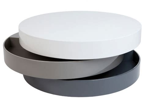+ Circular Coffee Tables With Storage