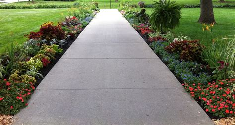 what is a walkway concrete walkway contractor niagara