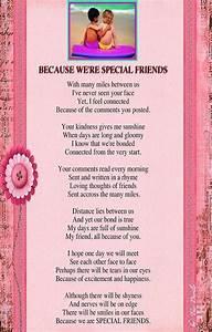 ~Special friends~ – Daphnegan's Blog