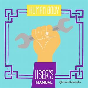 What If Your Birth Included A  U201chuman Body User U2019s Manual