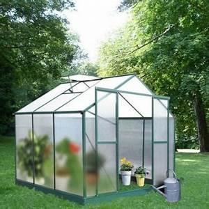 Faire Sa Serre En Polycarbonate : choisir sa serre de jardin en polycarbonate le magazine ~ Premium-room.com Idées de Décoration