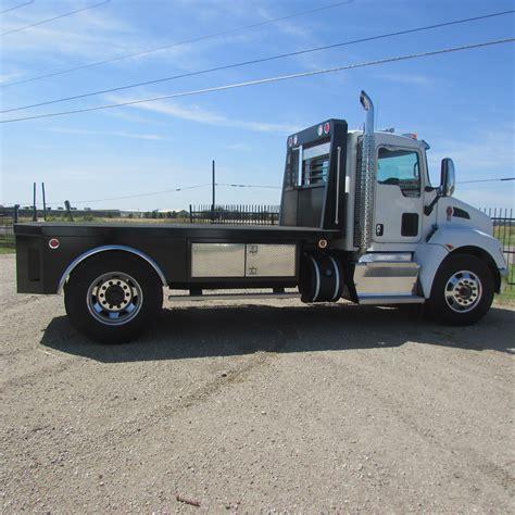 kenworth bed truck semi trucks advantage customs