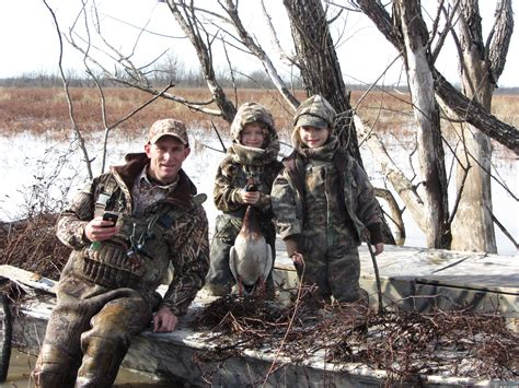 Duck Hunting With The Kids My Crazy Quilting Life
