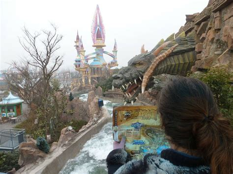 World Theme Park by Farbots Theme Park In China