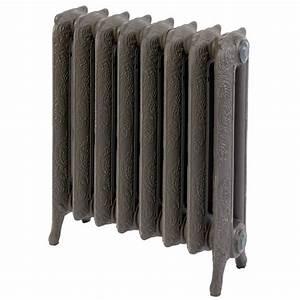Radiateur Pour Chauffage Central : le fleuri est un radiateur en fonte d cor e pour votre ~ Premium-room.com Idées de Décoration
