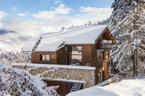 catered ski chalets 3 valleys 28 images chalet toubkal two la tania ski chalet for catered