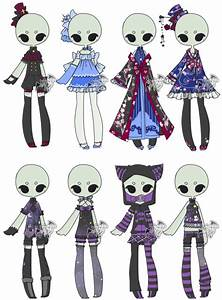.Adopted. Outfit Batch 09 by DevilAdopts on DeviantArt