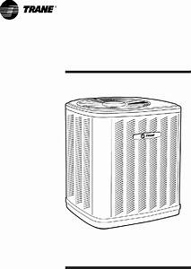 Trane 2tta0 Heat Pump Use And Care Manual Pdf View  Download