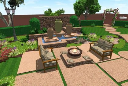 Free Backyard Design - landscape design tool free software downloads