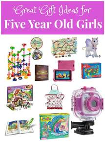 great gifts for five year old girls a healthy slice of life