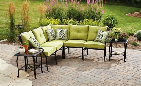homes  gardens hillcrest cushions walmart replacement cushions