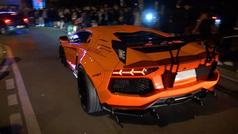 Cannes Supercar Nights 2016