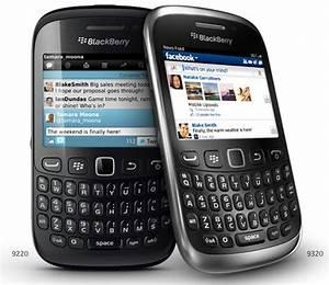 Rim Announces The Blackberry Curve 9320