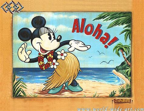 images  minnie mouse luau  pinterest luau