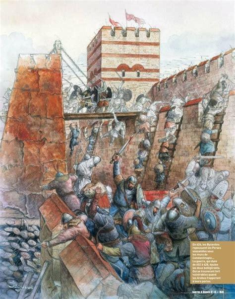 siege de constantinople siège de constantinople par les avars en 626 empire
