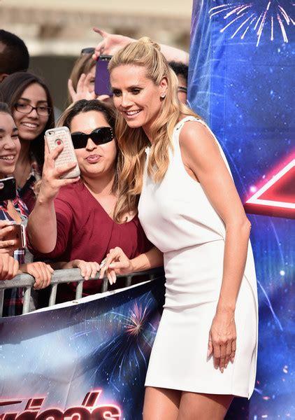 Heidi Klum Nbc America Got Talent Season