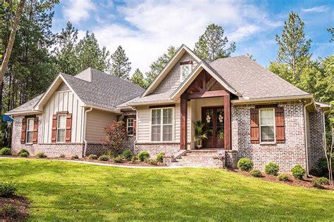 split bedroom house plan  open floor plan hz architectural designs house plans