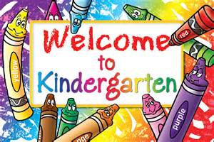 Image result for free welcome to kindergarten clip art