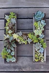Vertikaler Garten Selber Bauen : gartendeko selber machen einfache und g nstige bastelideen ~ Lizthompson.info Haus und Dekorationen