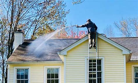 Located about 20 miles west of boston framingham's 68,000 residents enjoy the benefits of living in this central area of eastern massachusetts, with many major roads including the. Complete Residential House Washing in Framingham