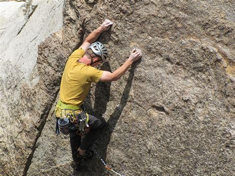 a climbing rock climbing infographic
