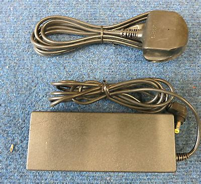 Adaptor Fujitsu 19v 4 22a fujitsu origi laptop notebook ac power adapter charger 19v