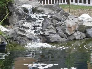 Gartenteich Mit Wasserfall : gartenteich ~ Orissabook.com Haus und Dekorationen