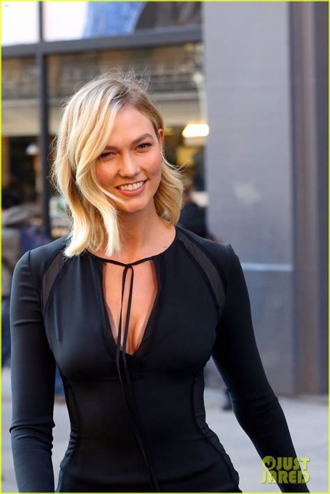Karlie Kloss Opens About Stepping The New Host