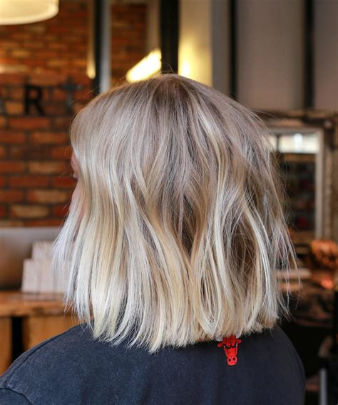 simple blunt bob hairstyles cool short haircut