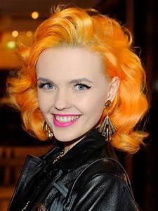 Colores de pelo extravagantes