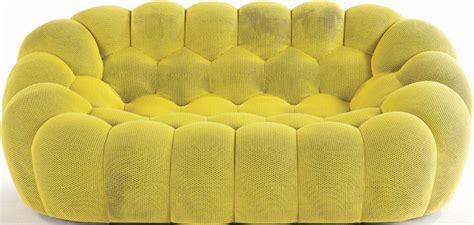 canapé 2 places roche bobois le nouveau canapé de roche bobois hello design