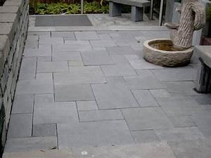 Granit Pflastersteine Größen : terrassenbau ~ Buech-reservation.com Haus und Dekorationen