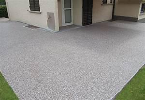 Buntsteinputz Außen überstreichen : steinteppich bauhaus steinteppich myhammer magazin ~ Michelbontemps.com Haus und Dekorationen