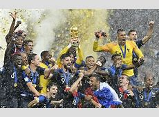 World Cup final 2018 France win with 42 victory against