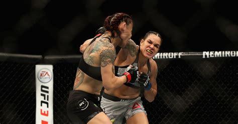 dana white amanda nunes   cyborg fight bad