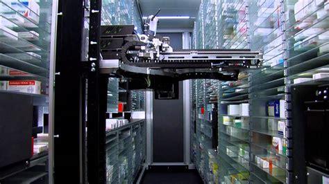 In practice: Rowa Smart in a pharmacy - YouTube