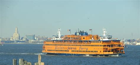 Boat Ride To Nyc From Nj by 157 Ride The Staten Island Ferry 1000 Things To Do New York