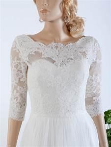 bridal bolero lace wj021 With lace shrug for wedding dress
