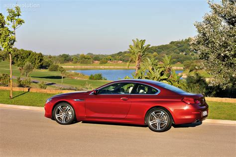 Bmw 6 Series Coupe F13 2011 2012 2013 2014 2015