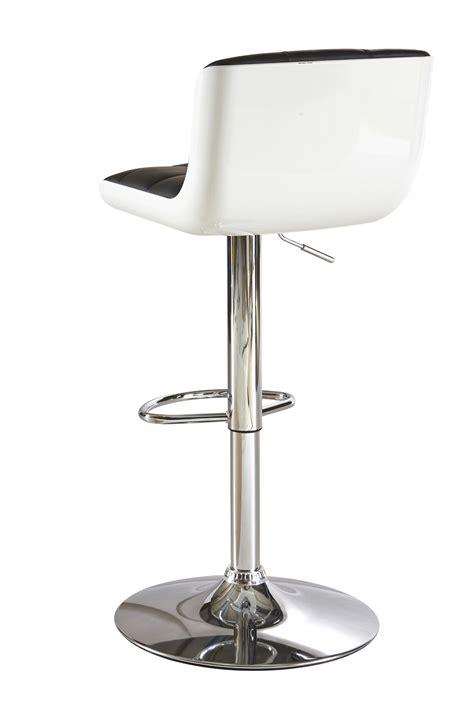 tabouret de bar design blanc tabouret de bar design noir blanc lot de 2 pina tabouret de bar autres meubles salle a