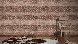 Stein Muster Tapete : tapete stein steinwand rot beige as creation 30219 1 ~ Sanjose-hotels-ca.com Haus und Dekorationen