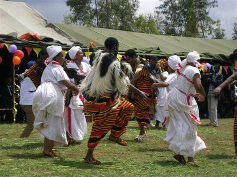 Ethiopian Folk Dance | National Folklore Dance (African ...
