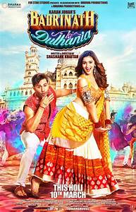 Celebrate Holi With Badri And His Dulhania In The ...