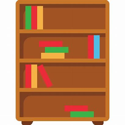 Bookshelf Icon Library Bookcase Icons Ladder Modern