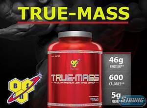 True Mass Weight Gainer By Bsn