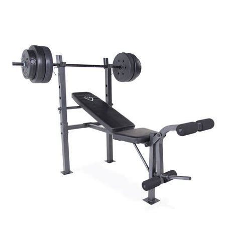 weight set with bench cap barbell standard bench with 100 lb weight set