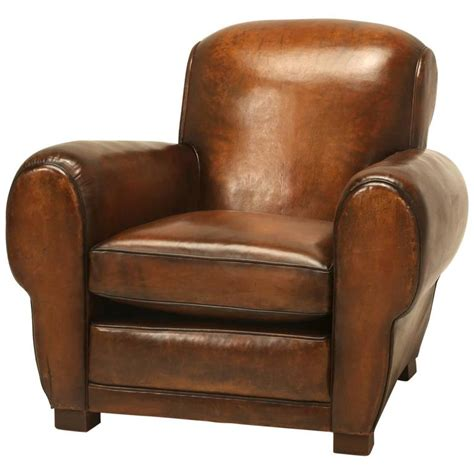 deco club chair for sale at 1stdibs