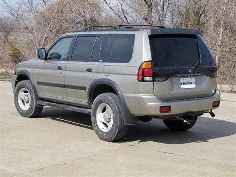 mitsubishi montero sport mitsubishi montero sport 2002 lifted image 56
