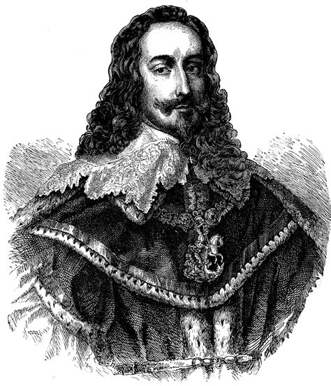 charles  king  england clipart