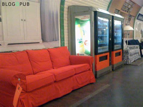 canapé classe les canapes ikea dans le metro